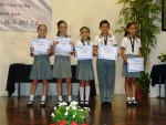 Ceremonia Fin de Curso 3er Grado